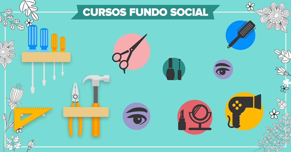 Fundo Social de Solidariedade forma 480 alunos