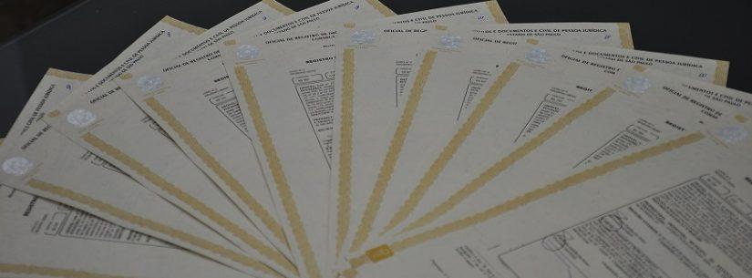 Prefeitura prorroga por mais seis meses prazo para regularização de imóveis