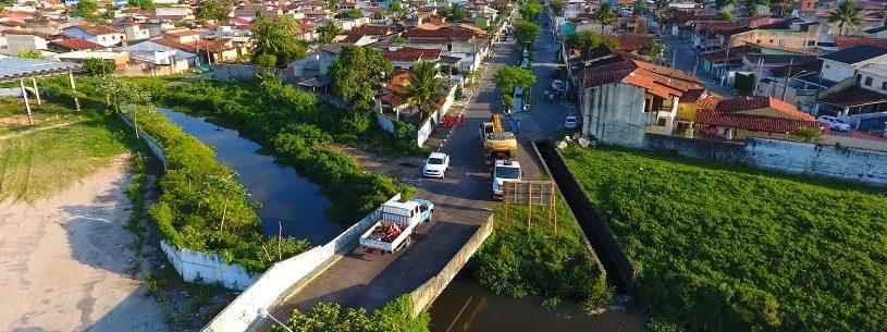 Prefeitura investe R$ 22 milhões em drenagem e já encaminha mais três obras para estudos e licitação