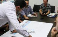 Comissão da Feira do Rolo se reúne com representantes da Prefeitura