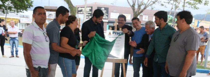 Prefeitura entrega praça do Jardim Primavera totalmente revitalizada