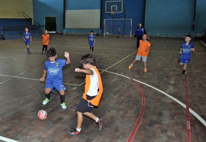 Copa Kids de Futsal começa no próximo fim de semana