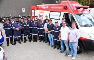 Prefeitura de Ilhabela entrega três novos veículos para a saúde