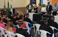 Reeducandos do Centro de Detenção Provisória de Caraguatatuba (CDP) encerram curso de Pedreiro Assentador