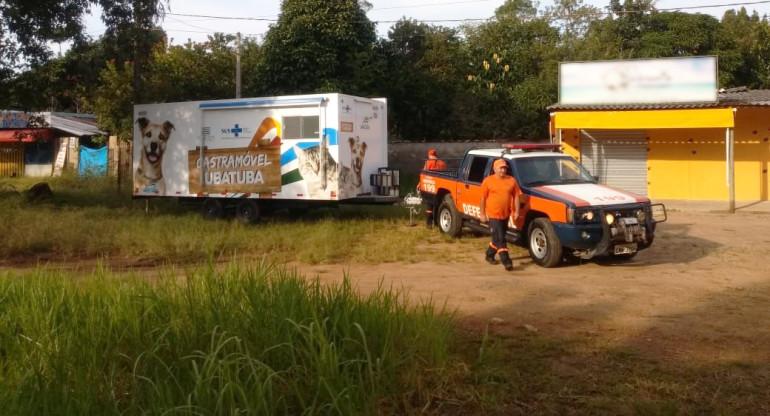 Prefeitura de Ubatuba inicia operação do Castramóvel