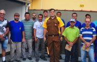 Motoristas da Prefeitura de Caraguatatuba passam por curso de reciclagem