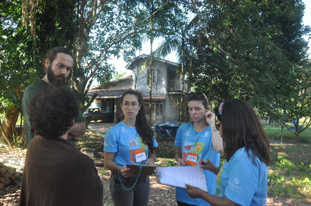 Instituto Supereco promove reunião para transformar sítio Manacá em lugar de educação ambiental