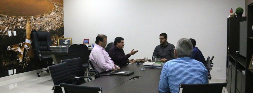 Projeto Tiro de Guerra é pauta de encontro entre prefeito e deputado estadual do PSL