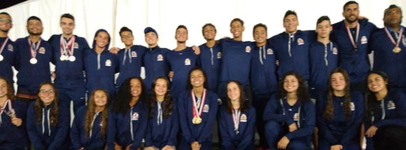 Caraguatatuba está entre os quatro primeiros colocados nos Jogos Regionais