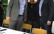 Prefeita de Ilhabela participa de reunião da RM Vale-LN