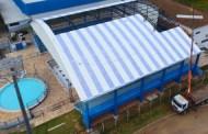 Reinauguração da Piscina do Centro Esportivo terá Festival de Nado Livre