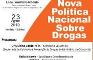 Sabesp apoia 1º Evento Regional sobre Drogas nesta sexta-feira, em Caraguá