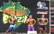 Fisiculturista de Caraguatatuba é vice-campeão em competição internacional  O atleta de alto rendimento da Secretaria de Esportes e Recreação de Caraguatatub