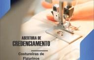 """Ilhabela. Fundaci realiza seleção para """"Costureiras de Figurino"""""""