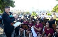 Banda Municipal Carlos Gomes faz apresentação especial no Dia das Crianças