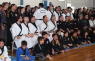 Equipes de Caraguatatuba são destaques na 4ª Copa Paulista de Hapkido realizada no Cemug