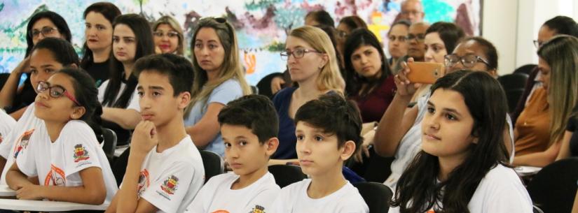 Caraguatatuba forma 1.096 alunos da rede municipal no Projeto Samuzinho