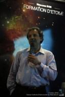 الأستاذ زهير بنخلدون مدير مرصد أوكايمدن الفلكي