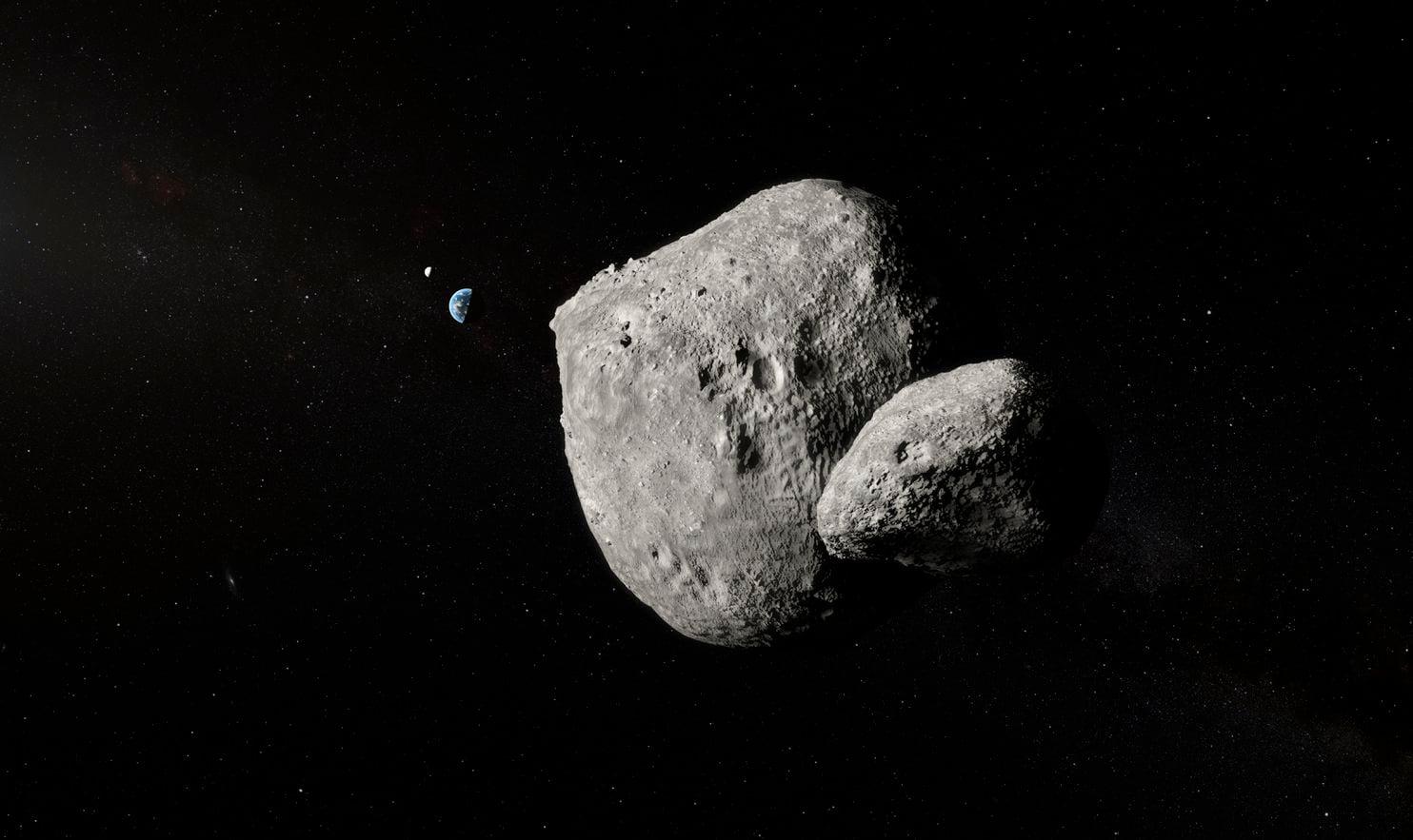 Tiba-tiba je asteroid 2019 OK melintasi Bumi Khamis lepas. Nasib baik OK!