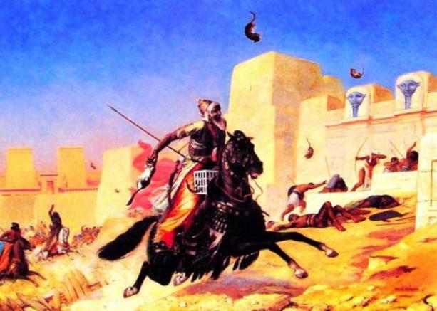 Batalha de Pelúsio (525 a.C.)