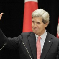 John Kerry chefe diplomático Americano chama a América Latina de Quintal dos EUA.