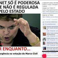Grupos de Extrema Direita nazista ameaçam pegar em Armas caso Dilma Vença em 2014
