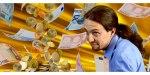 Pablo Iglesias, al asalto de las arcas del Congreso