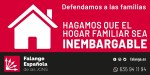 Garantizar de verdad el derecho a una vivienda digna. Asignatura pendiente