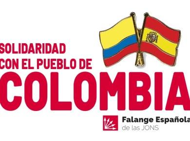 SOLIDARIDAD CON COLOMBIA