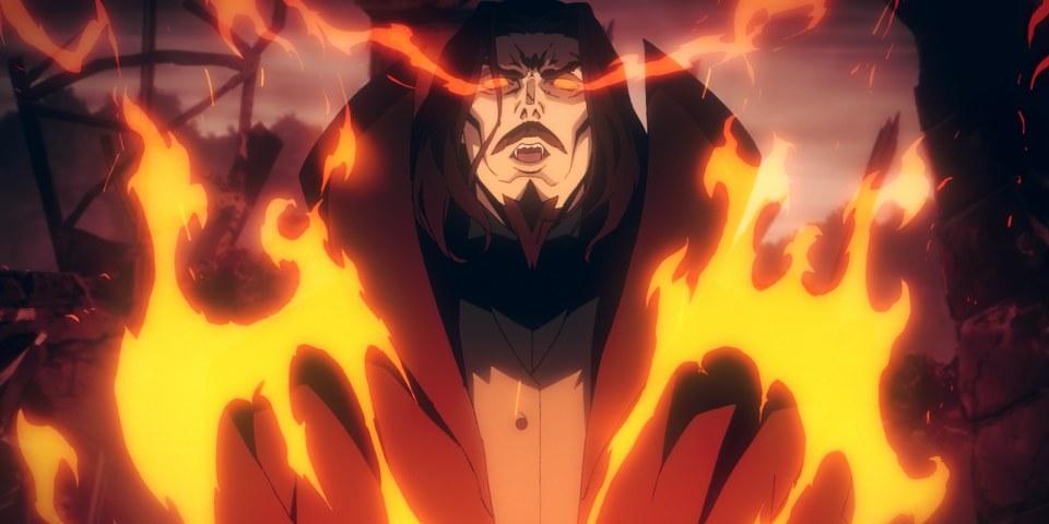 Castlevania Netflix Vlad Dracula Tepes | Falange