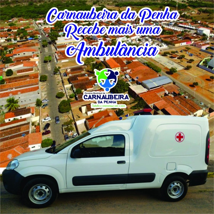 Carnaubeira - Ambulância