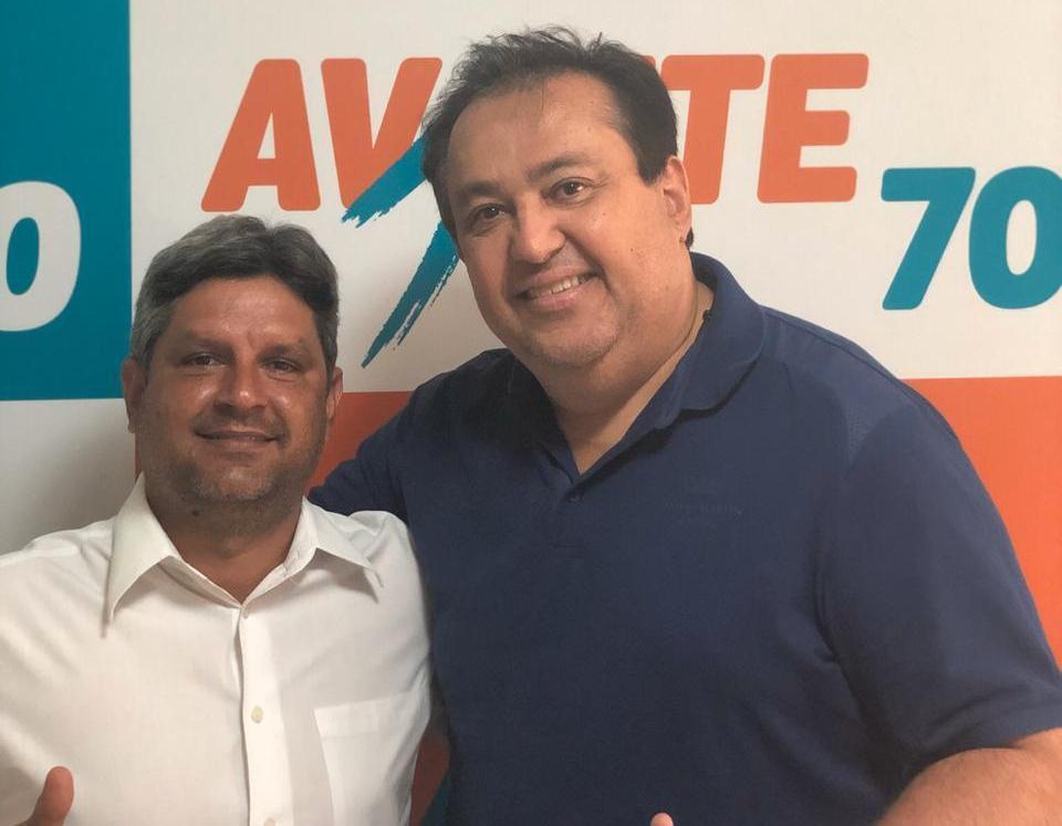 Limoeiro - vice-prefeito avante