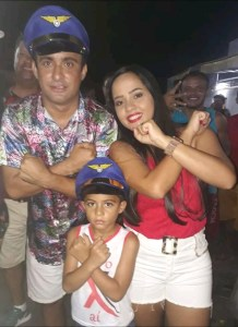Cha de Alegria - Tarcisio Massena e família