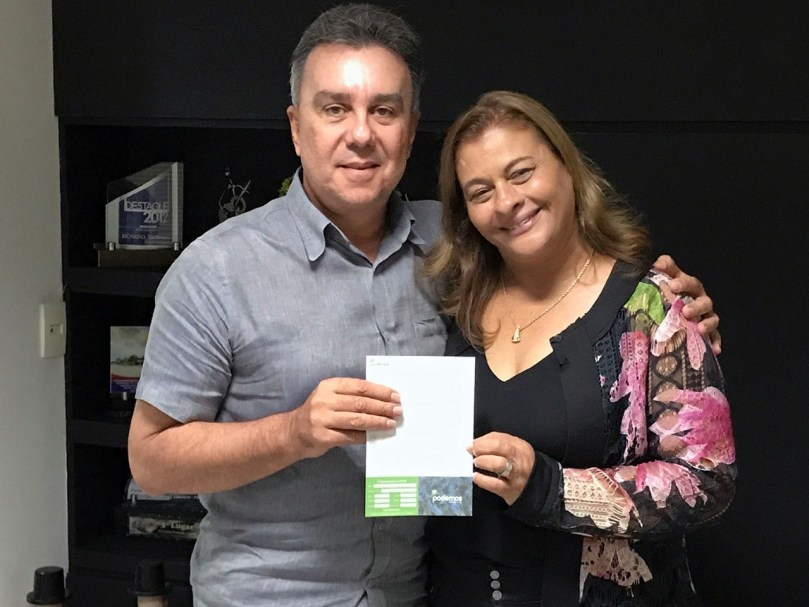 Itaiba - Regina e Ricardo Teobaldo