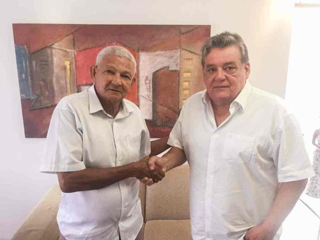 Jaboatão - Silvio Costa e Neco
