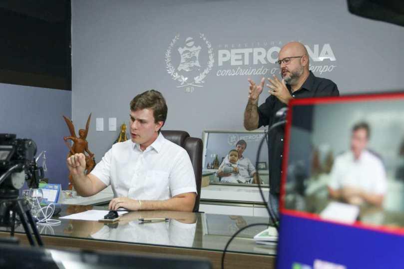 Petrolina - Miguel Coelho - abertura gradual economia