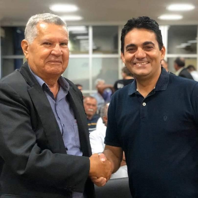 Goiana - Walter da ETP e Edval Soares
