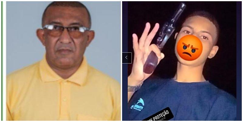 Tragédia! Filho mata o próprio pai com tiro na cabeça em Caxias-MA