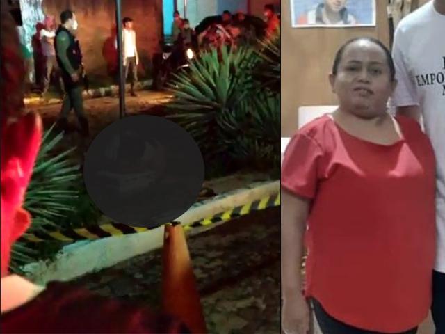 Mulher morre após sofre descarga elétrica no canteiro central da Av. Santos Dumont em Valença do Pia