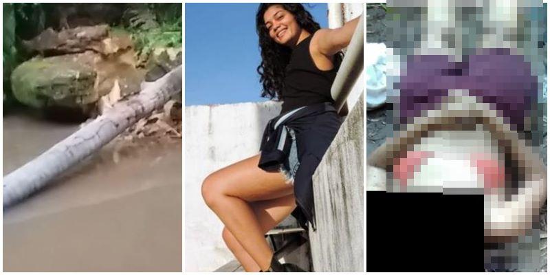 Tragédia! Palmeira cai e mata jovem durante banho em cachoeira no Piauí