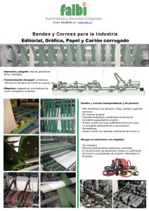thumbnail of Lamina Correas y Bandas Industria del Papel y Carton_web