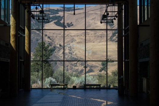 Columbia Gorge Discovery Center, The Dalles Oregon