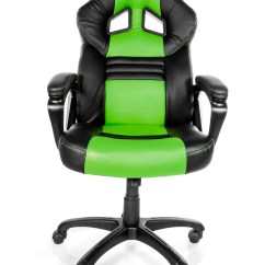 Gaming Chairs Pc World Big And Tall Outdoor 500lbs Arozzi Monza Chair Green
