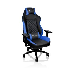 Gaming Chairs Pc World Safari Camp Chair Thermaltake Tt E Sports Gtc500 Comfort Black Blue