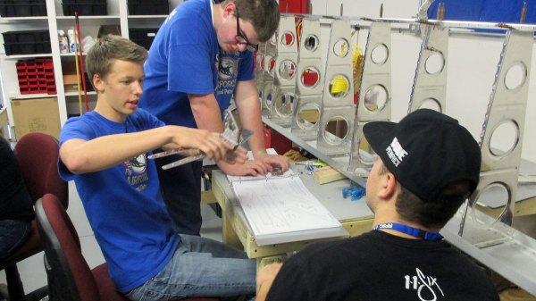 Westosha Central High School Stem Aviation Program