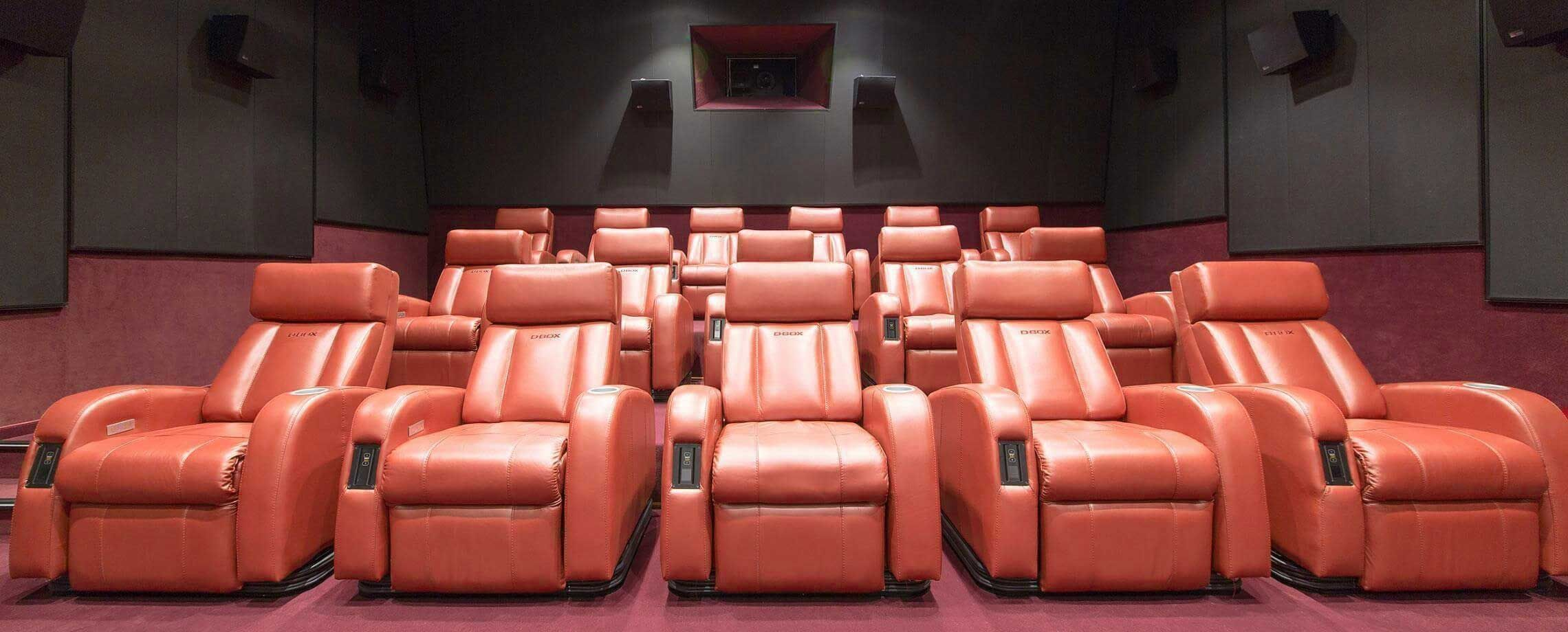 Reclining Chair Movie Theater About Cinema Boutique Falcon Club