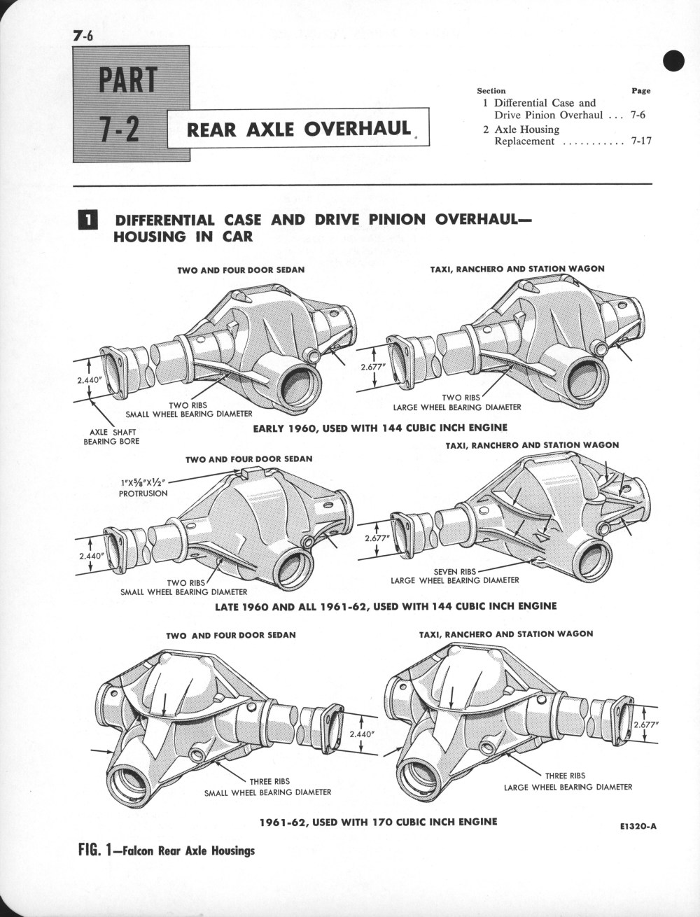medium resolution of falcon shop manual pg 7 6
