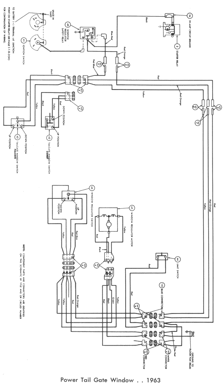 ford falcon xp wiring diagram