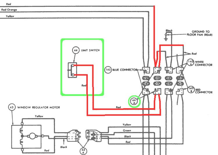 1964 Falcon Wiper Wiring Diagram