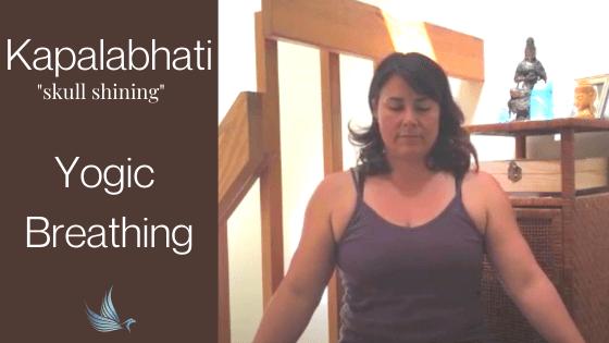 Kapalabhati skull shining breath